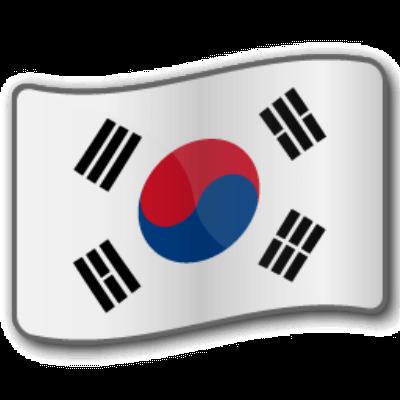 Südkorea - Logo