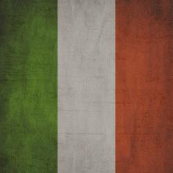 Italienischer Fussball - Logo