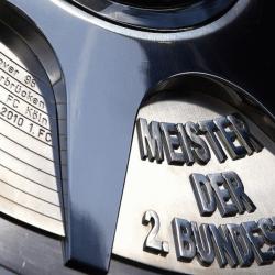 Zweite Bundesliga - Logo